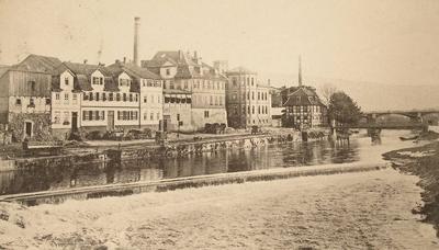 Bild von Fulda auf Schlagden