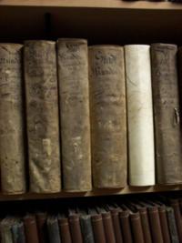 Rechnungsbücher der Stadt Hann. Münden, Mitte 18. Jahrhundert