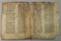 Fragment von Hrabanus Maurus, um 830